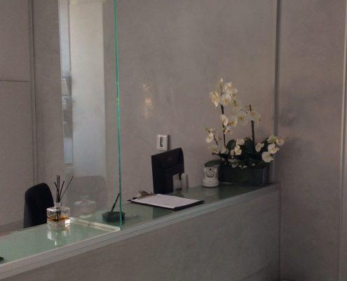 Accueil du Cabinet des dentistes Drs Fino, Gabai, Michel, Lamure et Tibi à Beausoleil